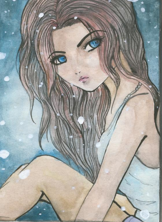 Frozen by Earth9uake