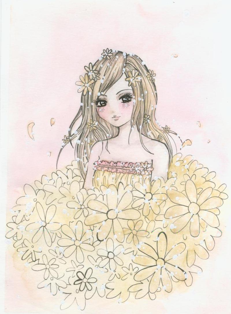 Sunny Girl by Earth9uake