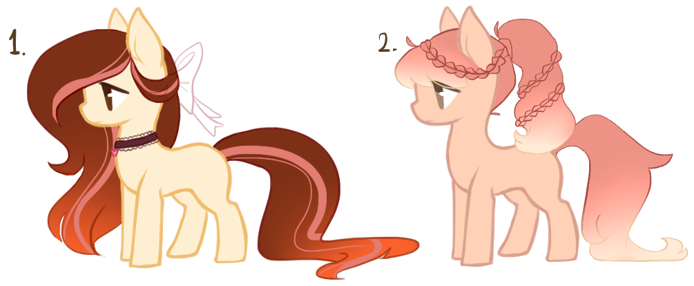 MLP Adopts!! (OPEN) by TerrariaGirl