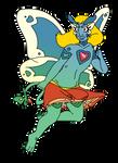 Minky (FLuttergem MYO) by StrawberryHarpy