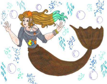 YaneYing's Mermaid