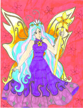 Fairy Queen for Lady-Pinkfins