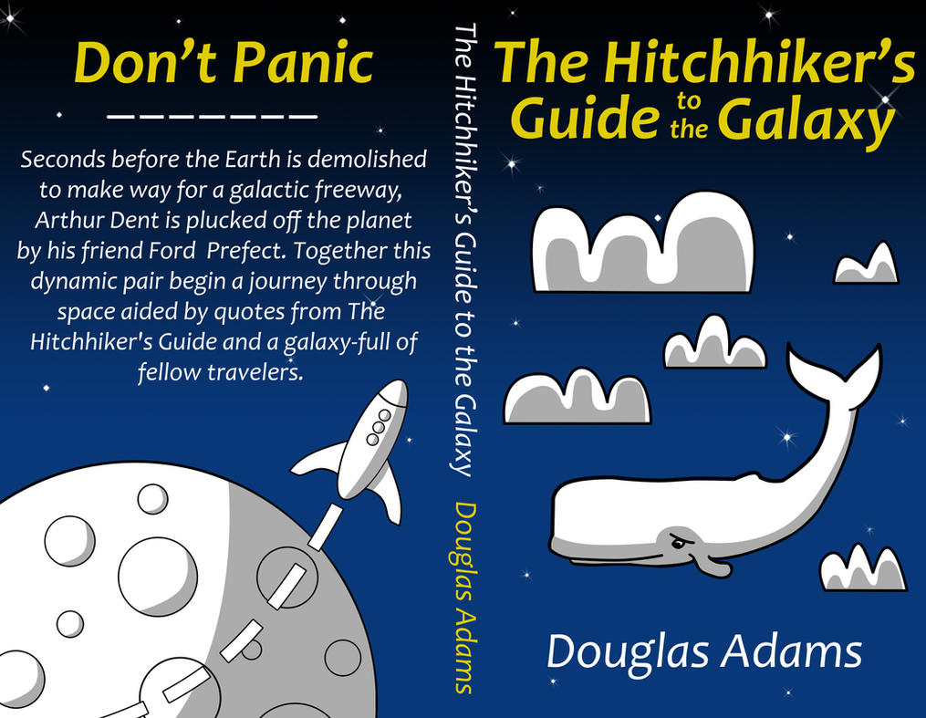 book review the hitchhiker s guide Book review: douglas adams - the hitchhiker's guide to the galaxy  the confusing timeline of the hitchhikers guide to the galaxy adaptations  the hitchhiker's guide to the galaxy examination.