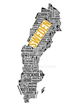 Sweden in Text