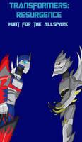 Transformers Resurgence - Hunt for the Allspark by BlazerAjax220