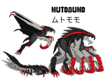 Godzilla: Gods Among Titans - MUTOGUMO