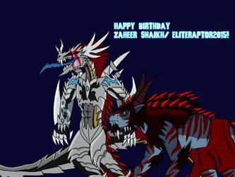 Happy Birthday Zaheer Gift 2 by BlazerAjax220