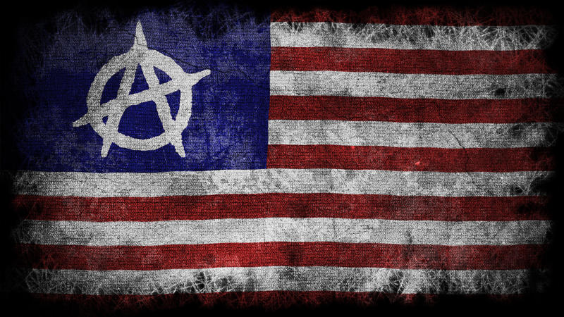 Anarchist States of America by beyondthemanifesto