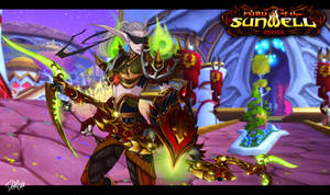 Fury of the Sunwell by DOXOPHILIA