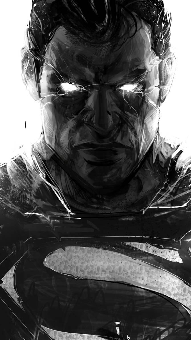 Superman by CristhianFS