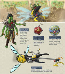 Radical Racer: The great mad locust