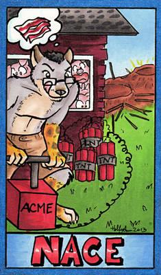 Nace Fairy Tale Badge