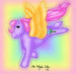 My Little HollyAnn Pony