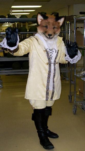 Rif's Costume