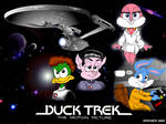 Duck Trek: The Motion Picture.
