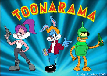 Toonarama. by Atariboy2600