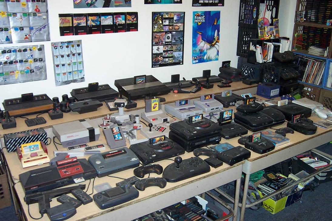 My Mini Gameroom.