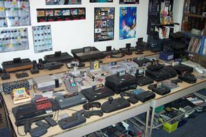 My Mini Gameroom. by Atariboy2600