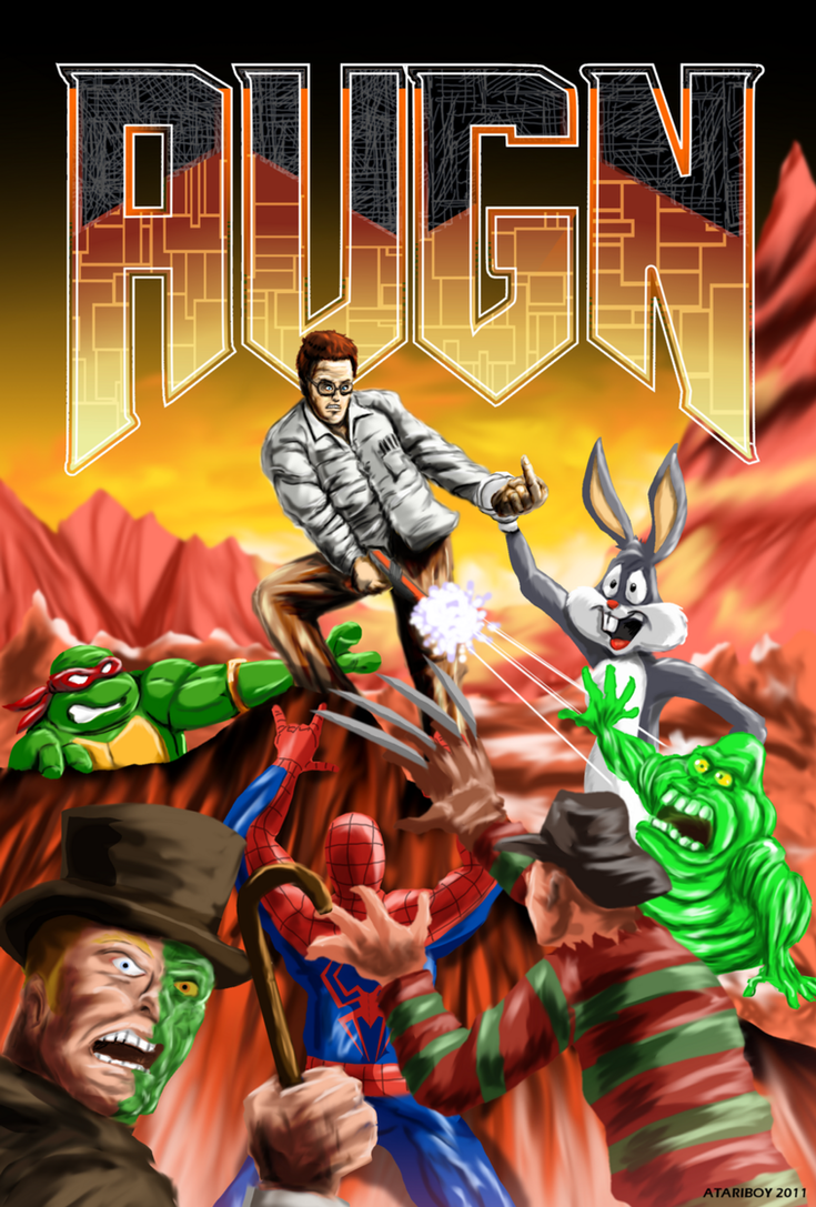 angry video game nerd lyrics