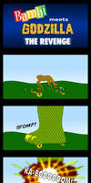 Bambi Meets Godzilla: The Revenge. by Atariboy2600