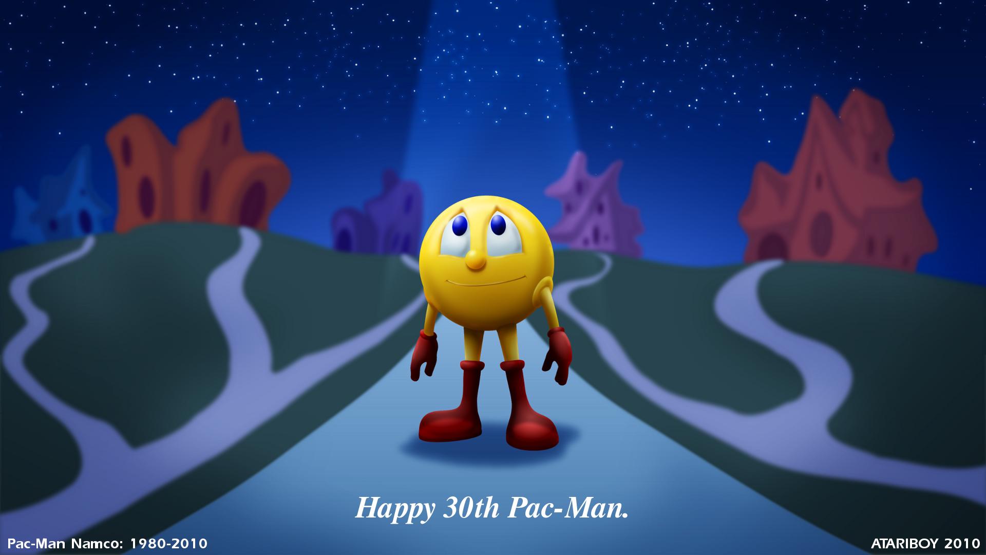 Pacman Deviantart 2019: Pac-Man Fan Art By Atariboy2600 On DeviantArt