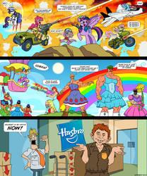 Hasbro's Delivery Intern. by Atariboy2600