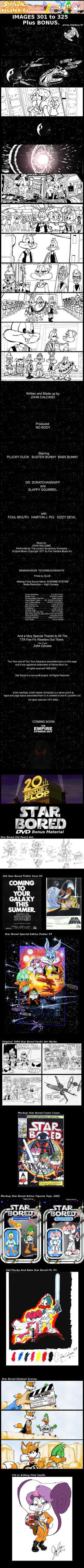 STAR BORED Images 301 to 325. by Atariboy2600