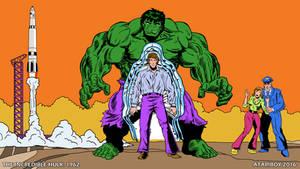 I Heart The Incredible Hulk. by Atariboy2600