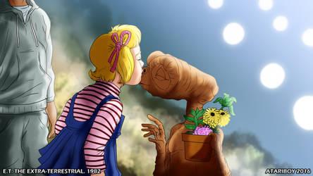 I Heart E.T. The Extra-Terrestrial.