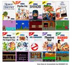 Top Ten Games - Sega Master System