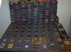 Double Ganger 2 - NES carts. by Atariboy2600