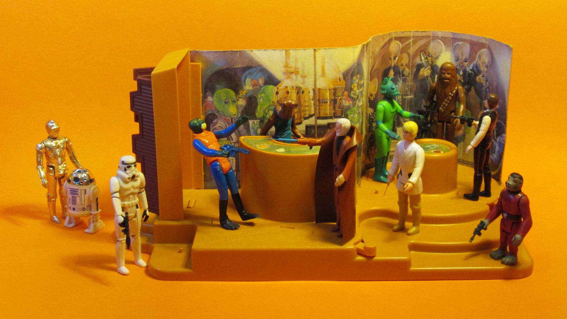 Star Wars Cantina Chat Room