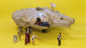 Kenner Star Wars - Millennium Falcon. by Atariboy2600