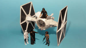 Kenner Star Wars - Tie Fighter Vehicle. by Atariboy2600