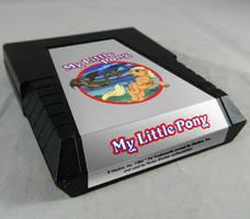 ATARI My Little Pony Game Cartridge.