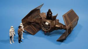 Kenner Star Wars - Darth Vader Tie Fighter. by Atariboy2600