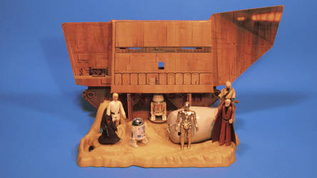 Kenner Star Wars  - Land Of The Jawas Playset.