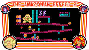 The Amazonian Effect II Retro Arcade.