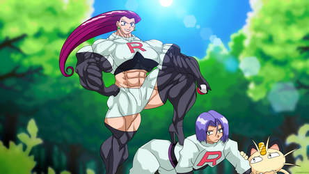 Jessie Had Evolved. COLORED by Atariboy2600