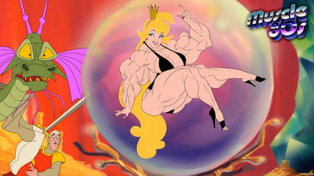 Muscle 80s - Dragon's Lair.