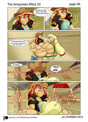 The Amazonian Effect III - Page 08. by Atariboy2600