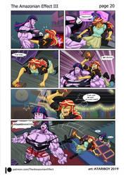 The Amazonian Effect III - Page 20.