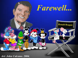 farewell And Never Forget. by Atariboy2600