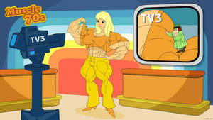 Muscle 70s - Inch High, Private Eye.