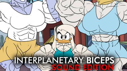 Interplanetary Biceps. SOUND EDITION