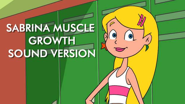 Sabrina Muscle Growth Sound Version.