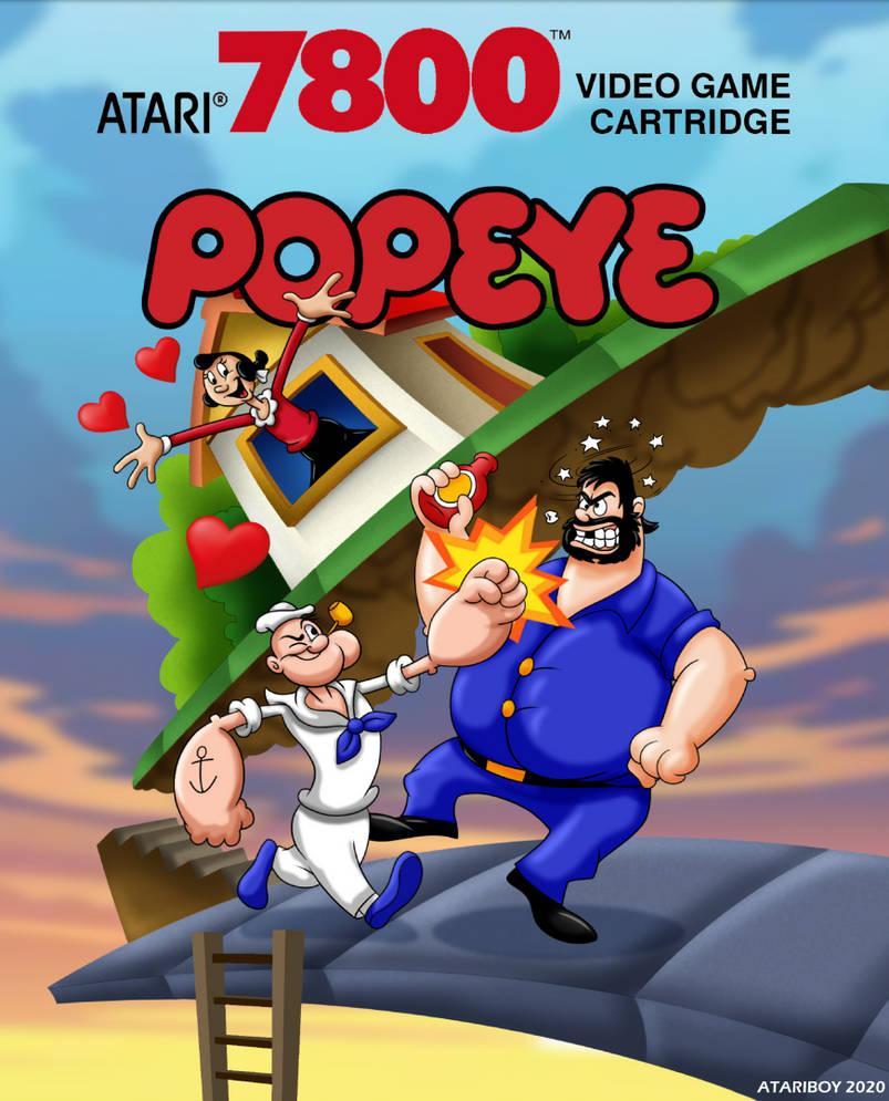 Popeye 7800.