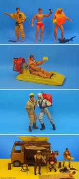 Mattel BIG JIM.