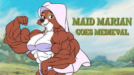 Maid Marian Goes Medieval. SOUND