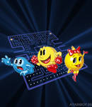 Pac-Man Collection Label Final